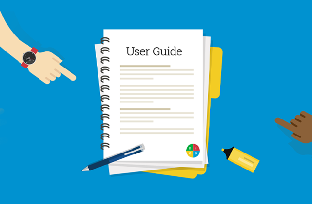 Your Users' Guide to YOU