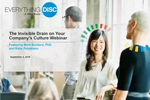 Webinar: The Invisible Drain on your Company's Culture